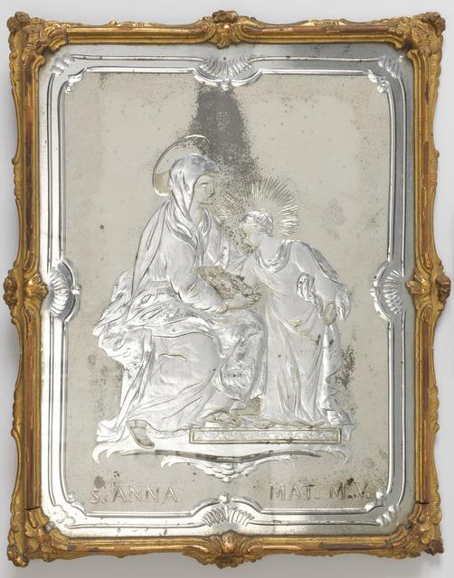 , 'Mirror,' 1730-1760, Cooper Hewitt, Smithsonian Design Museum
