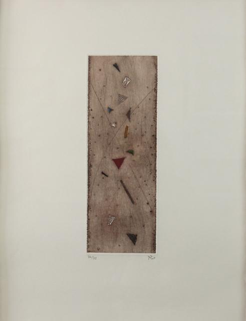 , 'Untitled,' ca. 1985, Fólio