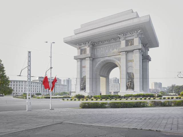 , 'Arch of Triumph (Pyongyang),' 2015, The Ravestijn Gallery