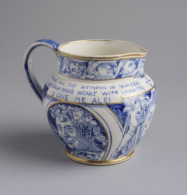 , 'Jug for Frederic Macdonald,' 1863, Bard Graduate Center Gallery