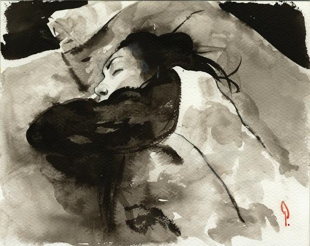 , 'Danielle,' , Helikon Gallery & Studios