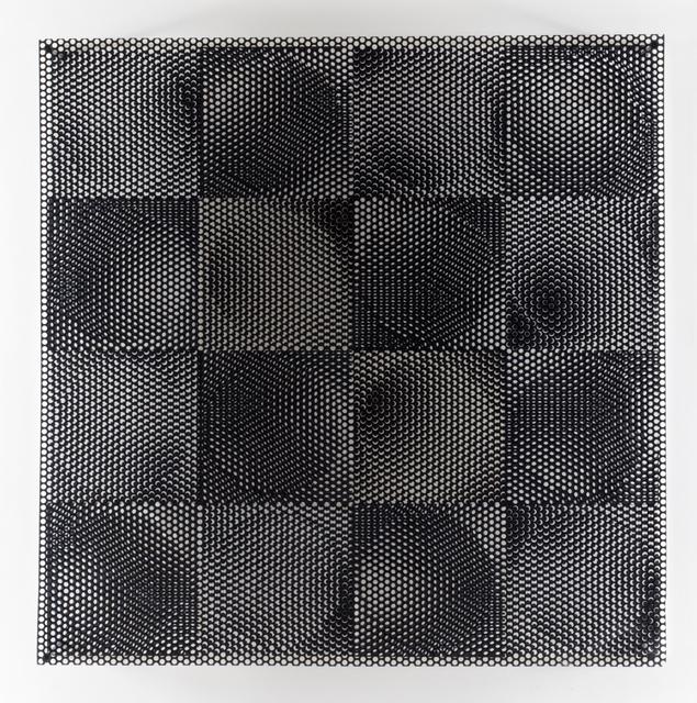 Antonio Asis, '8 círculos blancos, 8 círculos negros', 1969, Cecilia de Torres Ltd.