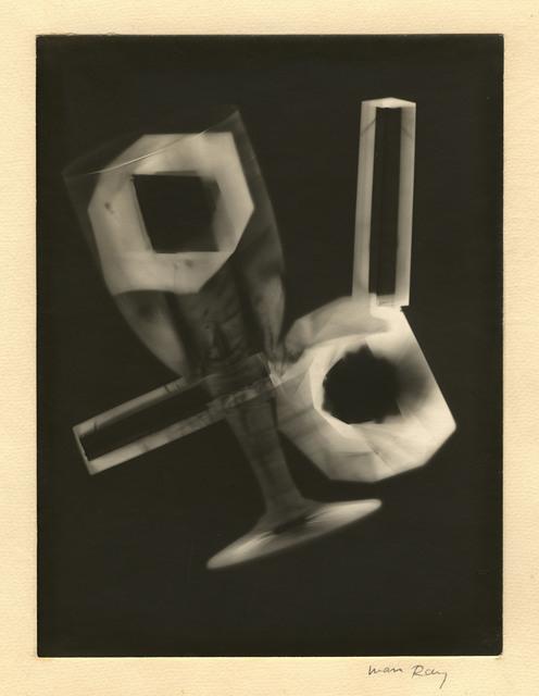 , 'Rayograph,' 1922, Edwynn Houk Gallery