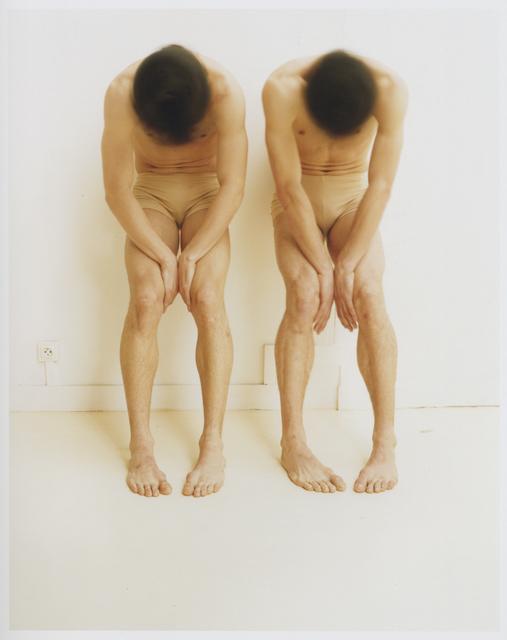 , 'Etude de deux danseurs, mouvement de tete, 2,' 2007, Martin Asbæk Gallery