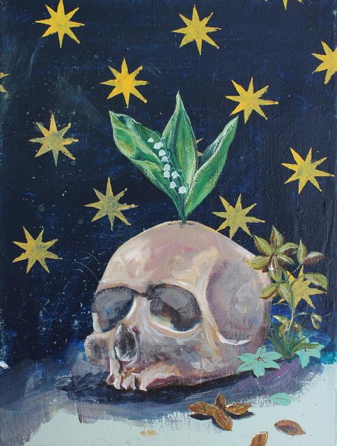 , 'Starling,' 2017, Nathalia Tsala Gallery