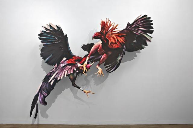 , 'Cock Fight,' 2011, N2 Galería