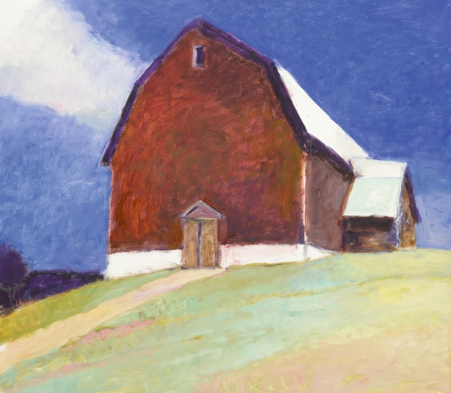 , 'Gambrel Barn,' 2003, Cavalier Galleries
