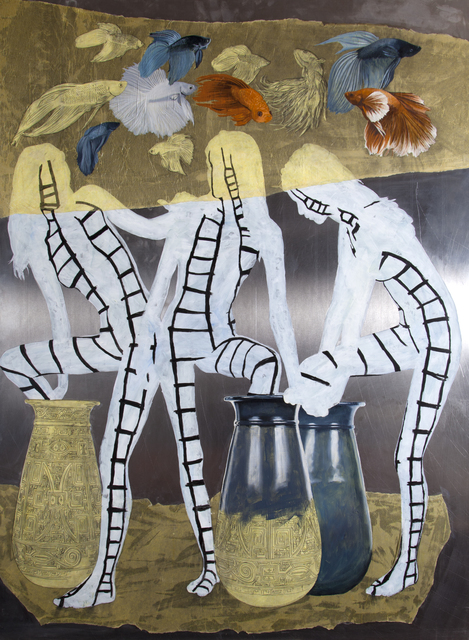 , 'Jacob's Ladder,' 2015, De Re Gallery