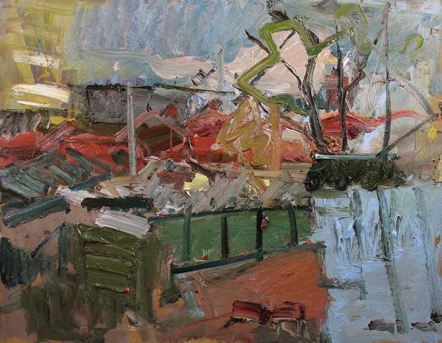 , 'Landscape 1 - 2017,' 2017, Castlegate House Gallery