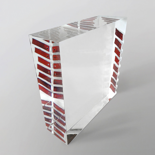 , 'Space VIII,' 2016, Glasgalerie Stölting