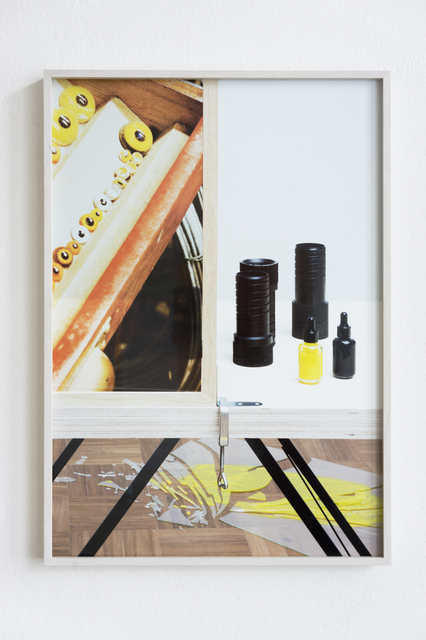 , 'I see you seeing me see you, Cooper Gallery, Dundee #4,' 2014-2016, Kadel Willborn