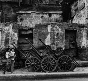 Carretas, Cuidad Guatemala