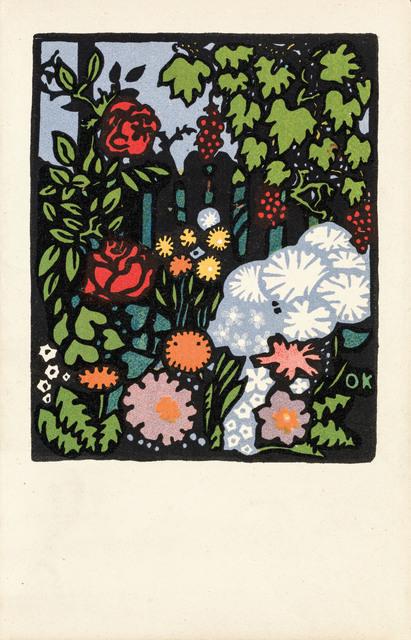 , 'Flower Garden,' , Galerie Kovacek & Zetter