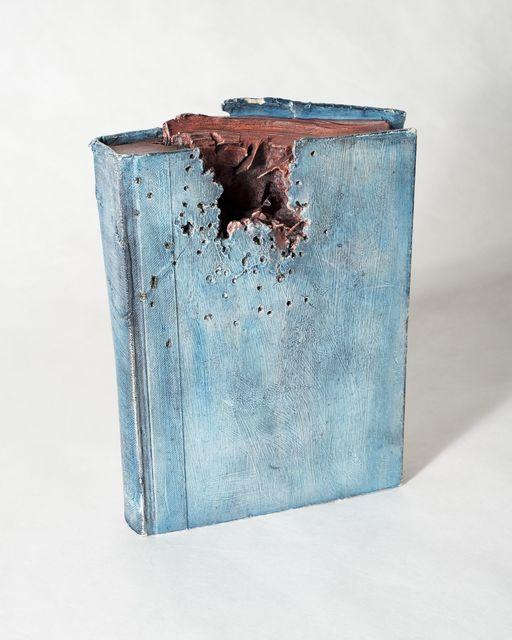 , 'Untitled (Chewed Book),' 1972-1974, Allan Stone Projects