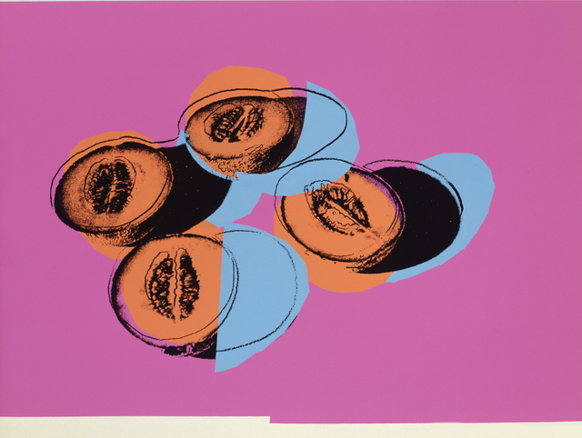 , 'Unique Space Fruit - Cantaloupes,' 1979, HG Contemporary