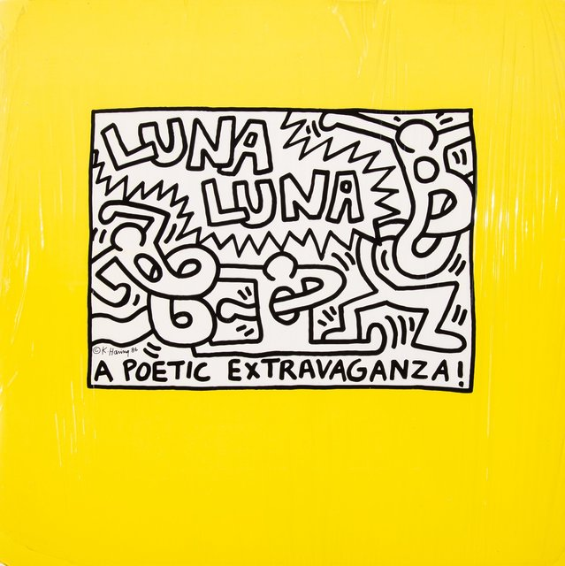 Keith Haring, 'Luna Luna Karussell: A Poetic Extravaganza', 1986, Heritage Auctions