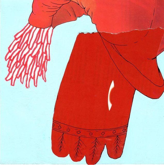 , '7x7 Collaborative Drawing (#64),' 2011, Mark Moore Fine Art
