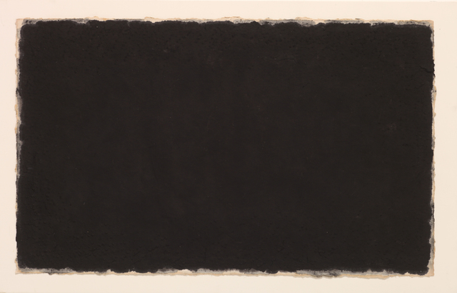 Choi Myoung Young, 'Conditional Plane Surface 8111', 1981, Painting, Oriental ink on Korean paper on canvas, The Columns Gallery