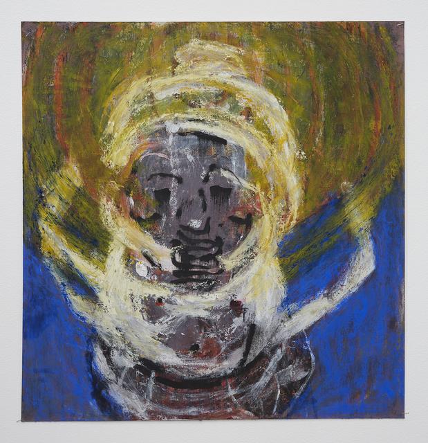 , 'arachnid queen,' 2017, Klowden Mann