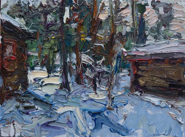 Ulrich Gleiter, 'My Cabin: Winter in Finland', 2019, Gallery 1261