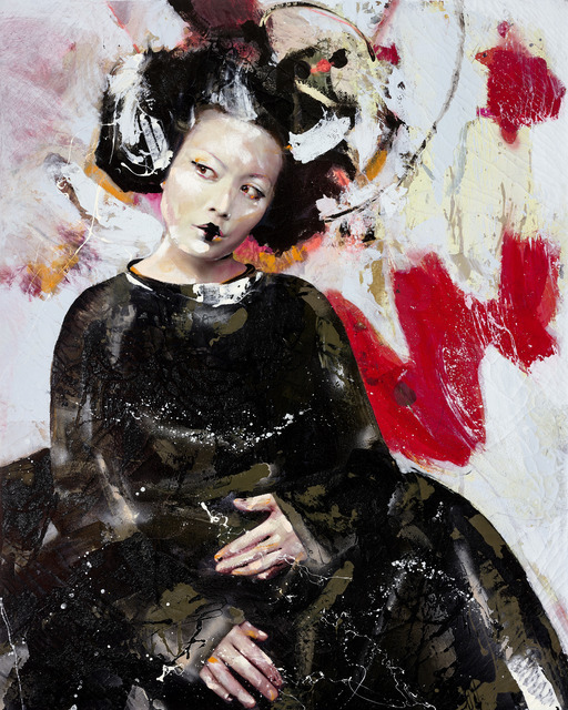 , 'Dried Tear Geisha,' ca. 2016, Opera Gallery