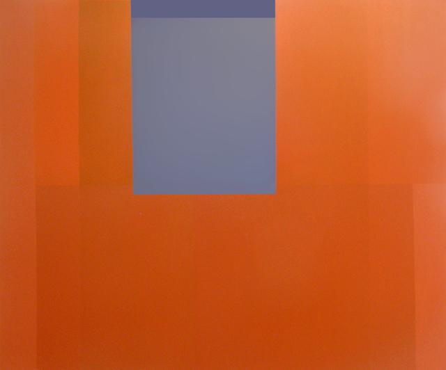 Jesús Matheus, 'Azul hendido', 2010, Cecilia de Torres Ltd.