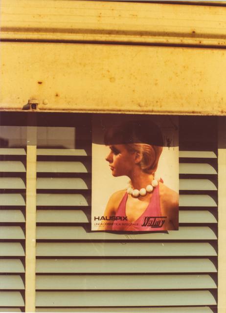 , 'Modena (Serie: Kodachrome),' 1973, Mai 36 Galerie
