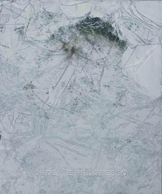 , 'Ordem Et Progresso,' 2015, Galerie Ron Mandos