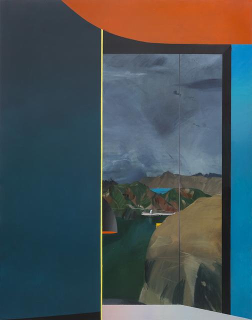, 'The reflected landscape-No.2,' 2019, Arario Gallery
