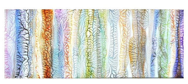 , 'Life Lines,' 2015, JanKossen Contemporary