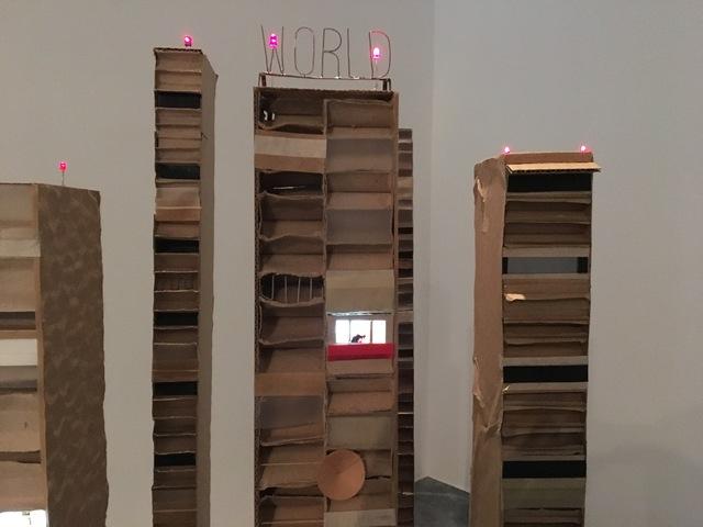 , 'City Sight,' 2016, Galerie Charlot