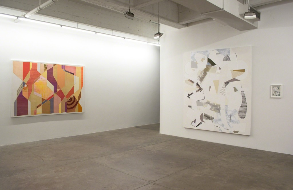 Aaron Wexler, After The Glitter Is Gone, 2014, Samurai, 2014