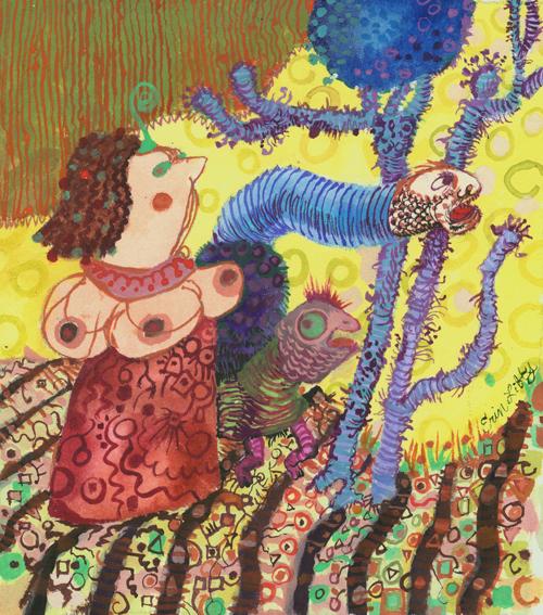 , 'Tarantella for Lofcadio,' 2017, Gallery Pegasus