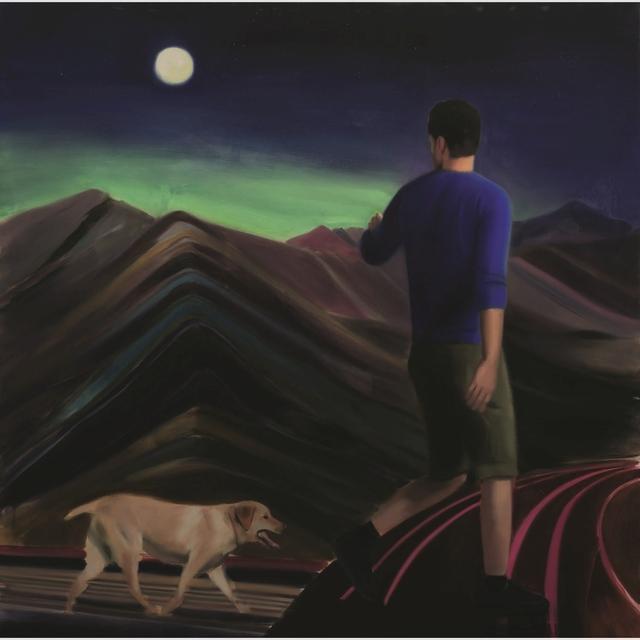 , 'Full Moon in Peru,' 2017, Tajan ArtStudio