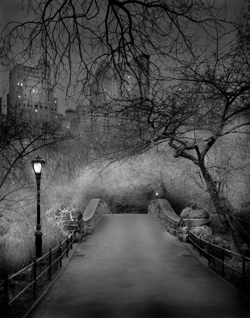 , 'Gapstow Bridge, Central Park, New York City,' 2009, ClampArt