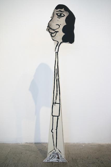 , 'Shady Lady,' 2018, Gallery 16