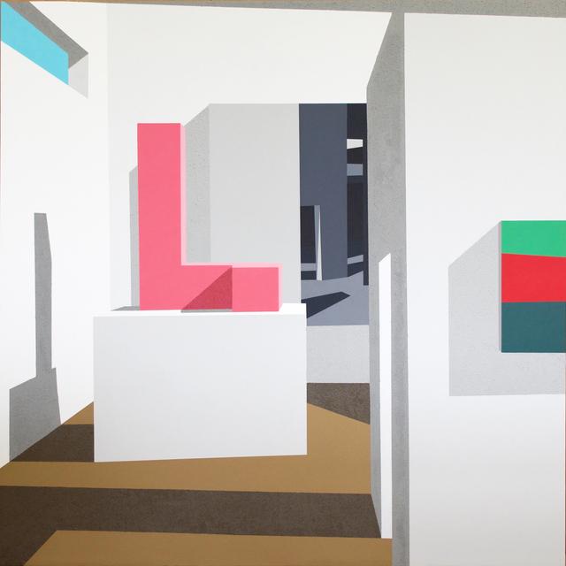 , 'GARDEN - WHITE CUBE 2018,' 2018, Art Front Gallery