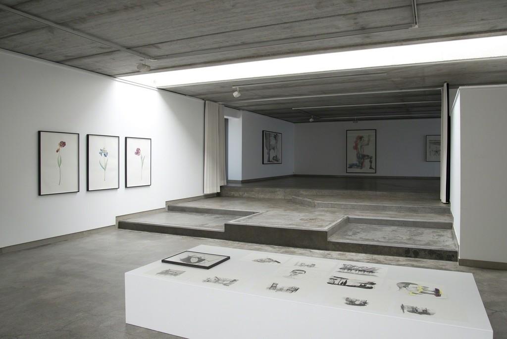 Marc Bauer, Static - Unfolding Time, 2015, Deweer Gallery, Otegem, BE
