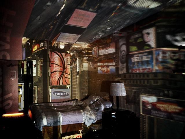 Abelardo Morell, 'Camera Obscura: Times Square in Hotel Room', 2010, Jackson Fine Art
