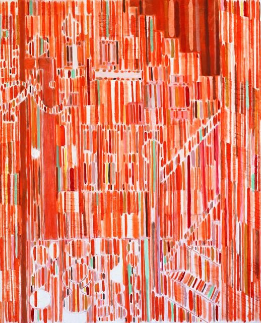 , 'Lobby 5,' 2018, Nathalie Karg Gallery