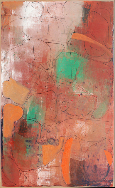 , 'Voice of God 28,' 2017, Bill Lowe Gallery