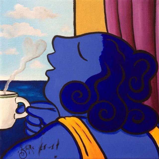 , 'Relaxing Cup of Coffee,' 2013, GALERIA JORDI BARNADAS