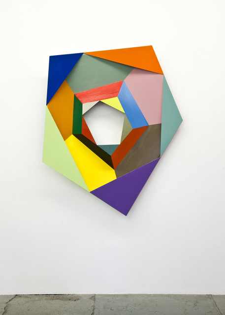 , 'Doppelpentagramm no.1/17,' , Bartha Contemporary