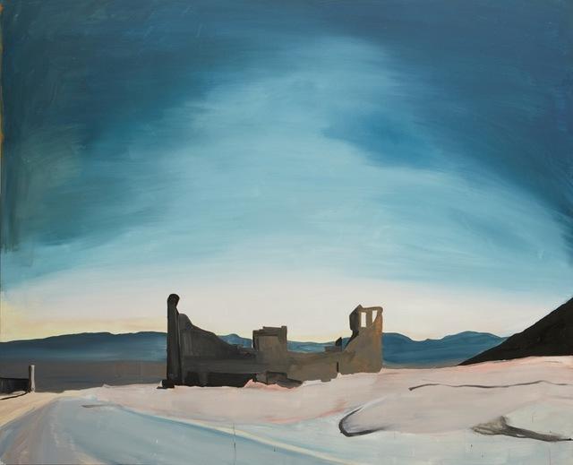 , 'Boccanegra,' 2015, Gallery Baton
