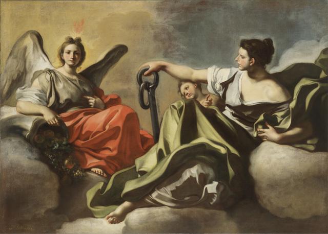 , 'Hope and Mercy,' , Robilant + Voena