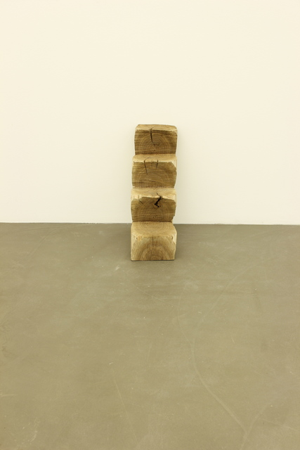 , 'Untitled (Ladder),' 2012, Galerie Hans Mayer