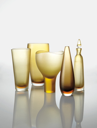 Venini, 'Four vases and a decanter,' 1946-1970, Phillips: Design
