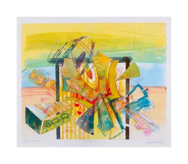 , 'Takemitsu Spirit Garden - Horizon,' 2015, Walter Wickiser Gallery