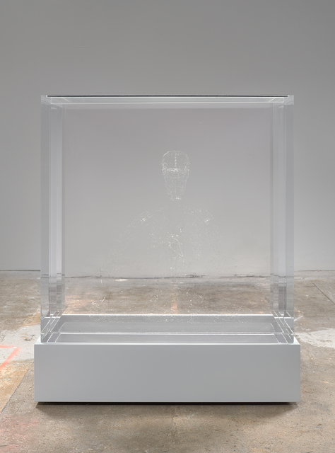 , 'Self Portrait As a Boy Thinking of Ice,' 2011, MESTRE PROJECTS
