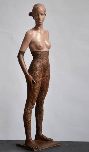 , 'Little heroine,' 2014, Liquid art system